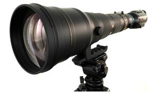 SIGMA EX300-800mm